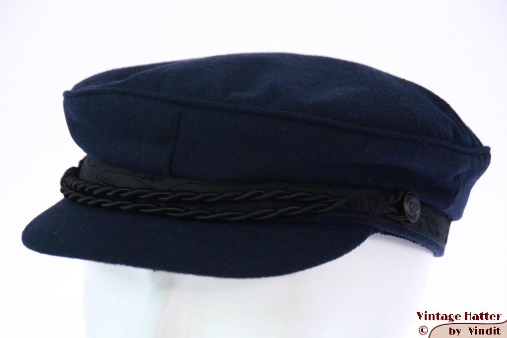 Captains cap Elbsegler dark blue 58,5