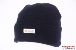 Beanie hat 3M Thinsulate navy blue 54-60 [New]