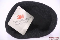 Beanie hat 3M Thinsulate grey 54-60 [New]