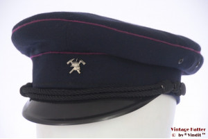 Uniform hat VEB dark blue 56-57