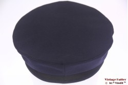 Uniform cap Deutsche Reichsbahn dark blue 57