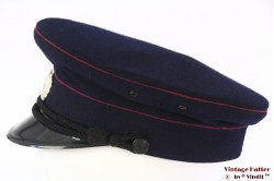 Uniform cap D.D.R. VEB dark blue 57