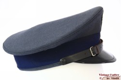 Uniform hat greyish blue from Poland 59