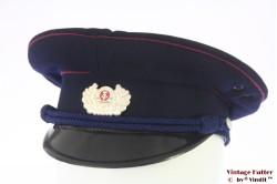Uniform hat D.D.R. blue 56