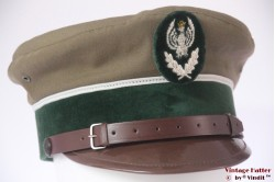 Uniform hat Intermag green 58 [unused]