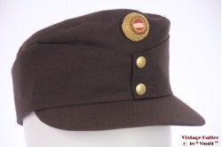 Austrian army cadet cap brown 57