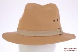 Outdoor hoed Hawkins zalmbeige katoen 61 (XXL) [nieuw]