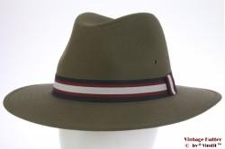 Outdoor hoed Hawkins donker groen katoen 61 (XXL)  [nieuw]