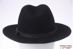 Outdoor hat Canda black felt 56