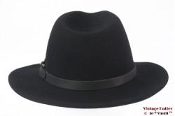 """Outdoor hat Mayser Trecking """"Georgia"""" black woolfelt 57"""