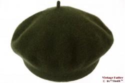 Alpino Beret army green woven 54-59 [new]