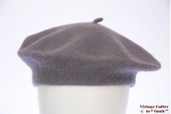 Alpino Beret grey woven 54-59 [new]