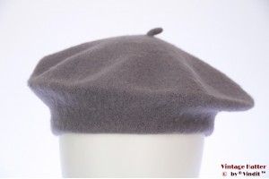 Alpino Baret grey woven 54-59 [new]
