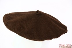 Alpino baret brown fleece with lining 53-58 [new]