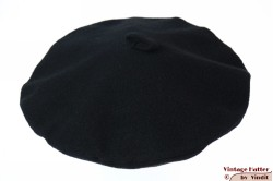Alpino baret black fleece with lining 53-58 [new]
