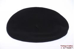 Alpino Baret zwart vilt 54-59 [nieuw]