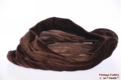 Turban brown velvet 55 - 59 [new]