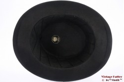 Opera hat (Top hat / Gibus) Patent black silk 54 (XS)