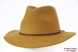 Fedora Brixton Wesley maize dark yellow 59 [New Sample]