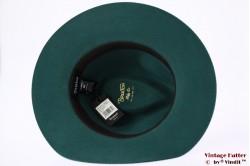 Fedora Brixton Wesley emerald green 58 [New Sample]