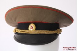 Uniform hat USSR/Russia green wool 56