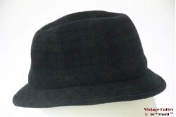 Fisherman hat Country Gentleman dark blue & green 55 (S)