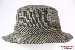 Vissers bucket hoed Jack Murphy Outdoor groen zwart 59