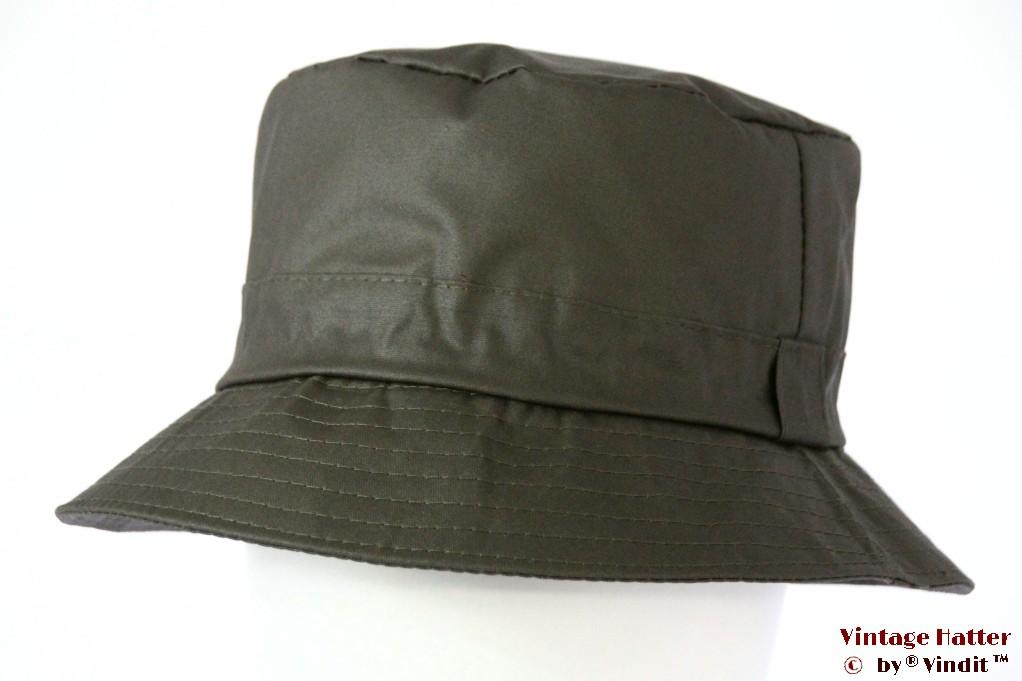 Bush wax hat Hawkins dark green 60 [new]