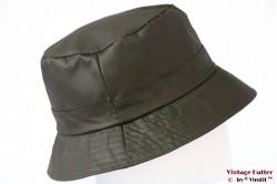 Bush wax hat Hawkins dark green 57 [new]