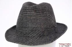 Fisherman hat grey blue 56,5