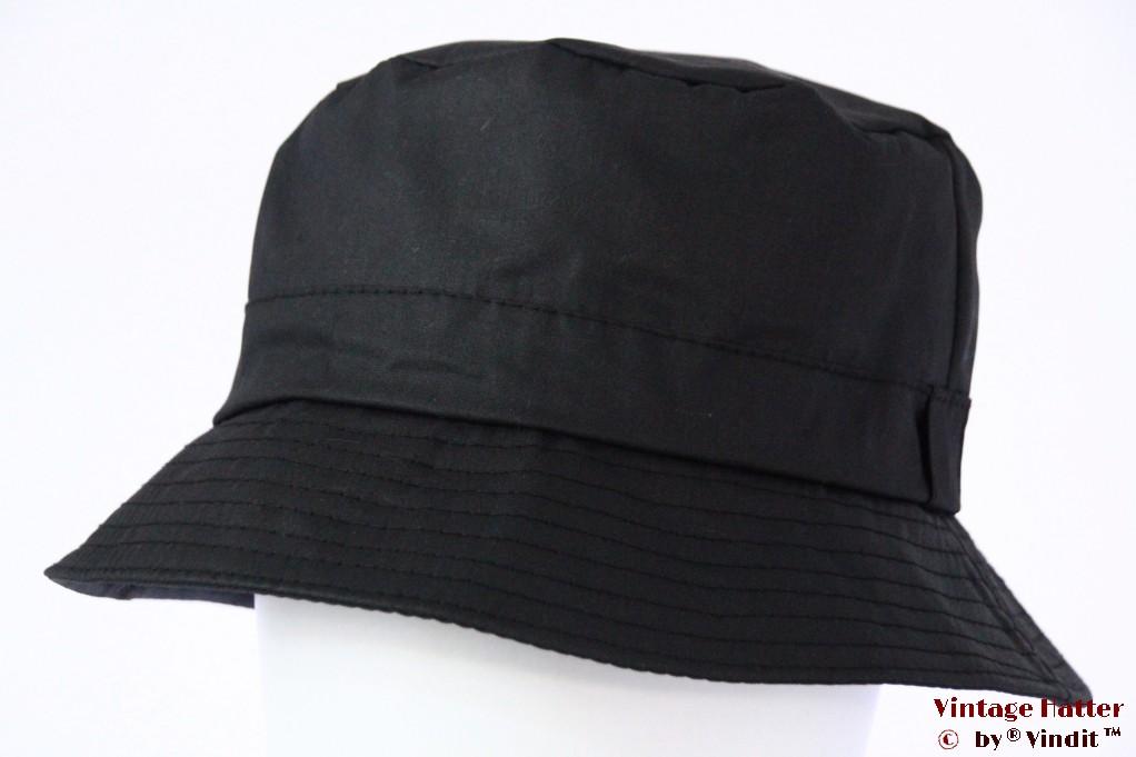 Bush wax hat Hawkins black 60 [new]