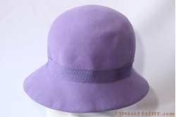 Ladies hat lila 56