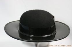Chaplains hat Alfa Geri black 57