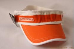Visor Summertime orange 52-59 [new]
