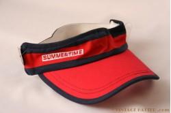 Visor Summertime red 52-59 [new]