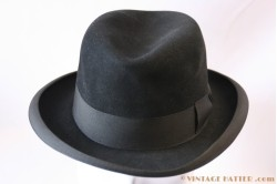 Homburg Harras Extra black 56