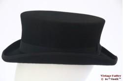 Derby paardrij hoge hoed Hawkins zwart 58 [nieuw]