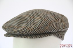 Flatcap beige grey brown blue 57