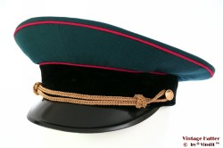 Uniform hat USSR blueish green 56-57