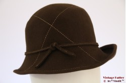 Cloche VEB dark brown 54