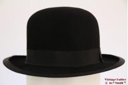 Bowler hat Valentin Nagl black hardtop 55,5