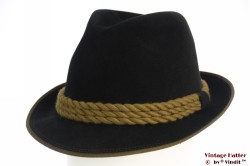 Hunting hat Wegener black velvet 57