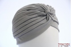 Turban grey stretch 53 - 59 [new]