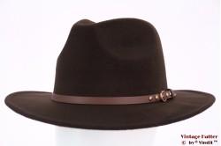 Outdoor western hoed Hawkins bruin 60 [nieuw]