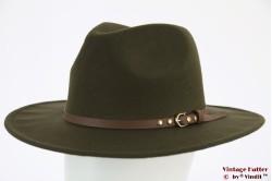 Outdoor western hoed Hawkins groen 60 [nieuw]
