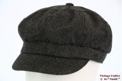 Balloon cap Hawkins dark grey 57-60 [new]
