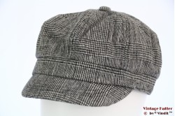 Balloon cap Hawkins grey 57-60 [new]