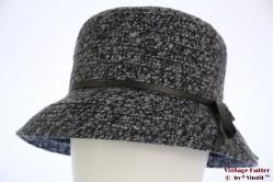 Cloche hat Hawkins blue 57 [new]