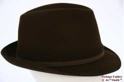 Fedora Wegener dark green 60 [new]