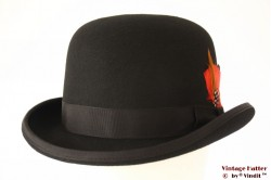 Hardtop bowler Lihua Hat black 58,5 - 59 [new]